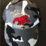 hat embroidery services Louisiana